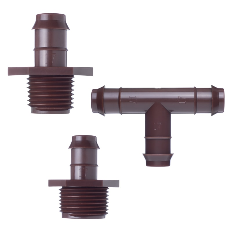 drip tube fittings