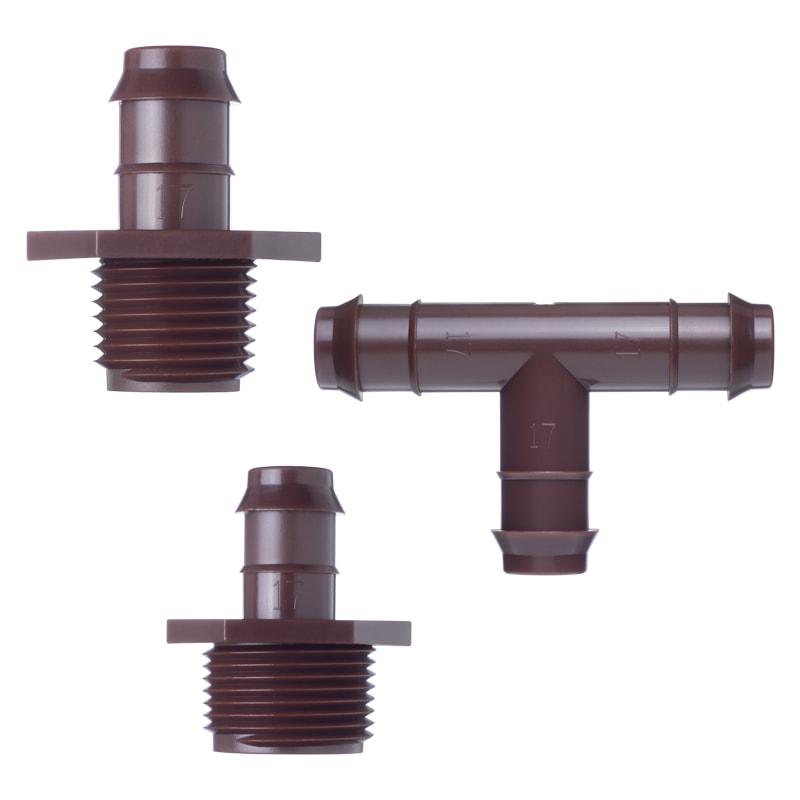 drip tube fittings