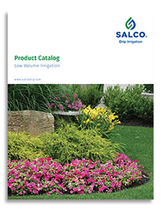salco drip irrigation product catalog