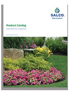 salco drip irrigation product catalog